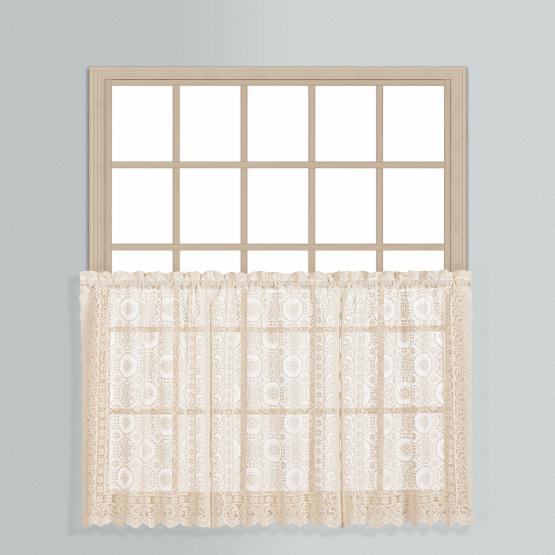 United Curtain New Rochelle Window Tier