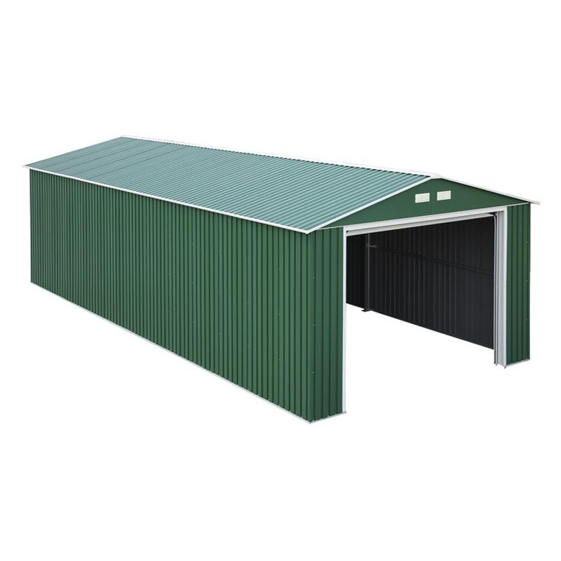 Duramax Building Products 12 x 20 ft. Imperial Metal Garage - 50961
