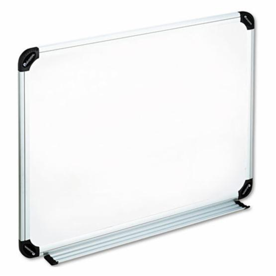 Universal 24 x 18 in. Melamine Magnetic Dry Erase Board