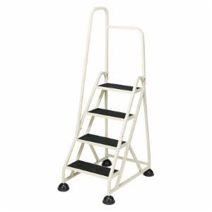 Cramer 4 Step Aluminum Ladder with Handrail