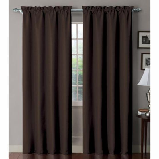 VCNY Shanna Foamback Curtain Panel