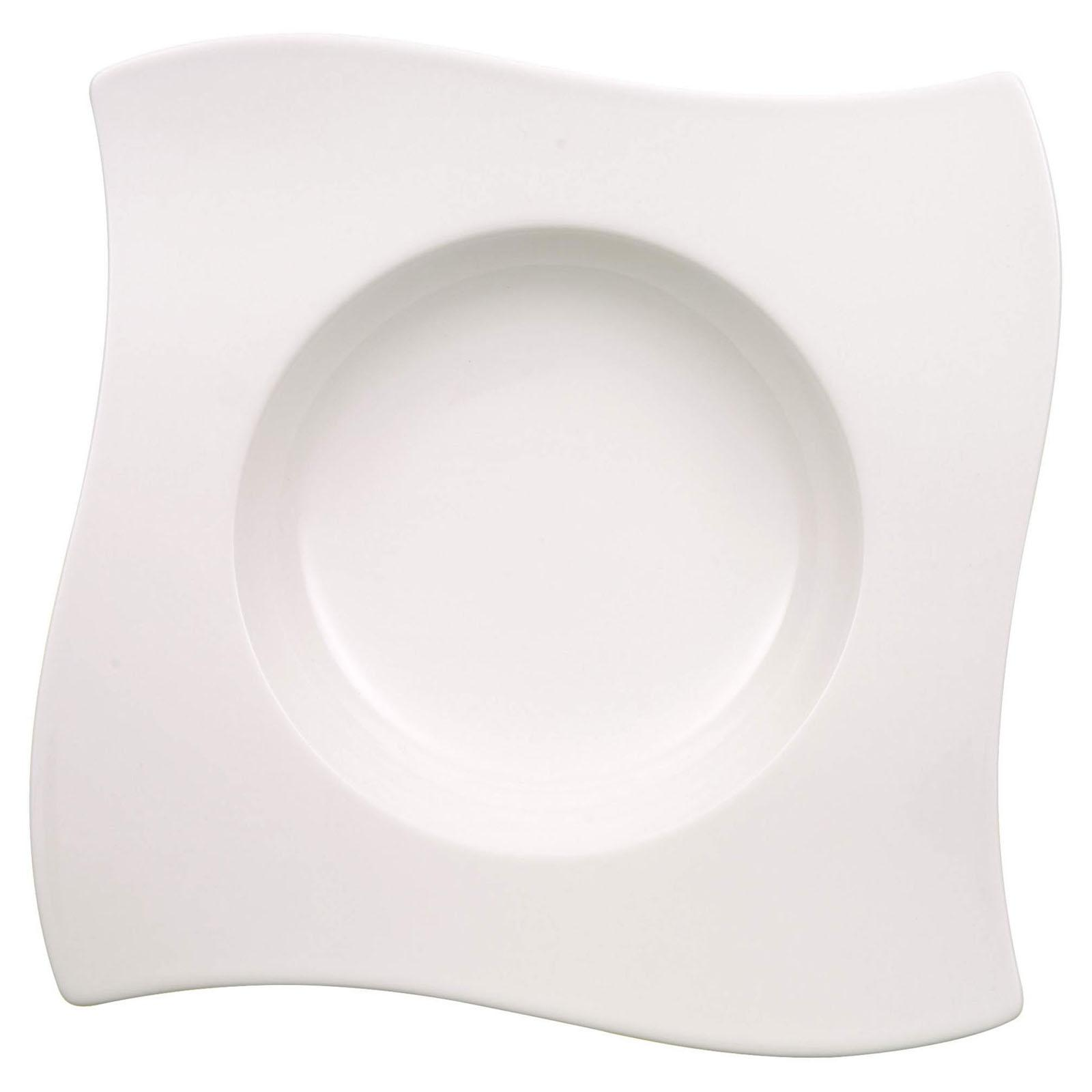 Villeroy and Boch New Wave Rim Soup Bowl - 1025252709