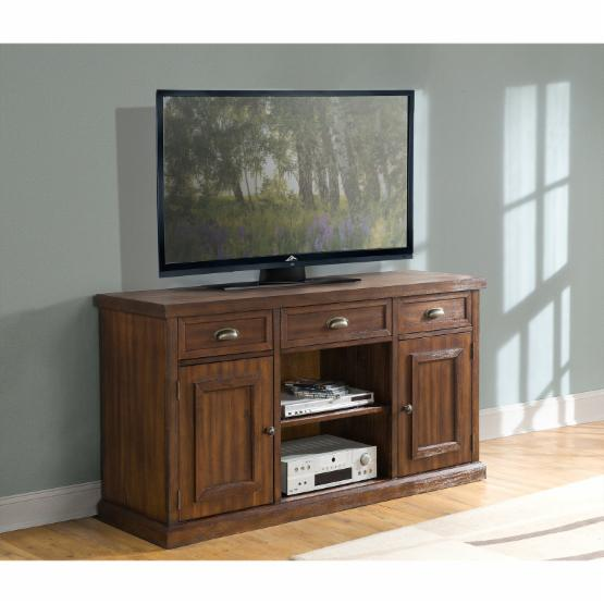 Vilo Home Trapani Costa 3 Drawer Server/TV Stand