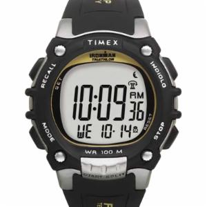 Timex Mens T5E231 100-Lap Ironman FLIX System Watch