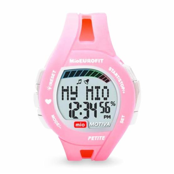 MIO Motiva Petite Heart Rate Monitor Watch - Pink