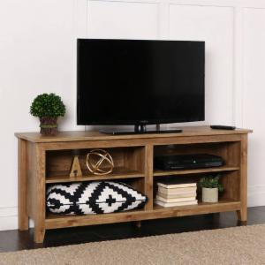 Farmhouse Amp Cottage Style Tv Stands And Entertainment