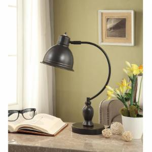 Better Homes and Gardens Traditional Desk Lamp with CFL Bulb