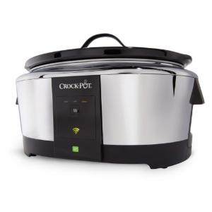 Crock-Pot 6 Quart Wi-fi Controlled Smart Slow Cooker