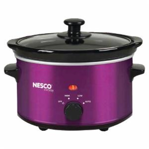 Nesco 1.5-Quart Oval Slow Cooker