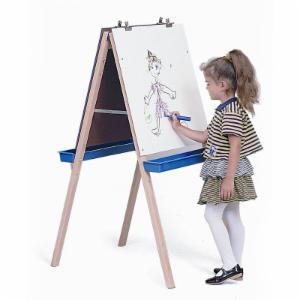 Whitney Brothers Adjustable Childrens Easel