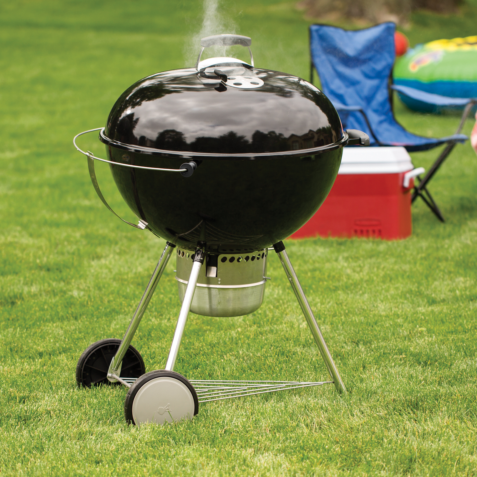 100 master forge patio barrel charcoal grill grill for Outdoor furniture york pa