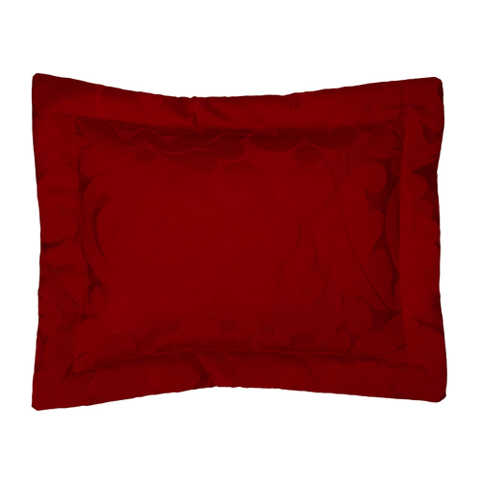 Bouvier Breakfast Pillow - Red by Thomasville At Home - BO2950-08