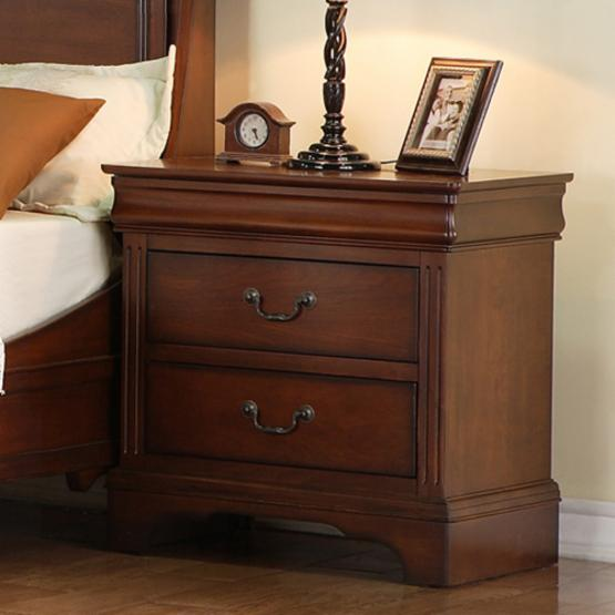 Winners Only Renaissance 3 Drawer Nightstand
