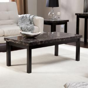 Galassia Faux Marble Coffee Table