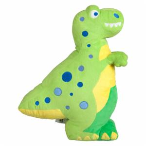 Olive Kids T-Rex Kids Decorative Pillow