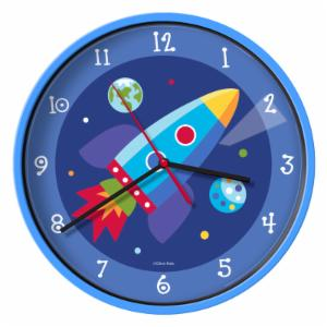 Olive Kids Out of this World Wall Clock