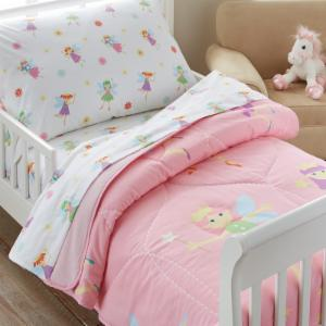 Fairy Princess Toddler Comforter by Olive Kids