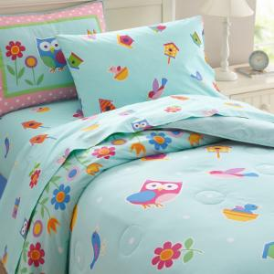 Birdie Comforter Set by Olive Kids