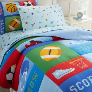 Game On Comforter Set by Olive Kids