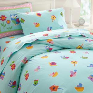 Birdie Duvet Cover by Olive Kids