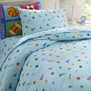 Game On Duvet Cover by Olive Kids