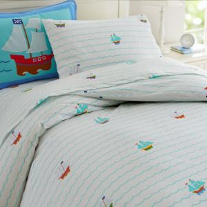 Pirates Duvet Cover by Olive Kids