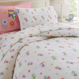 Fairy Princess Duvet Cover by Olive Kids