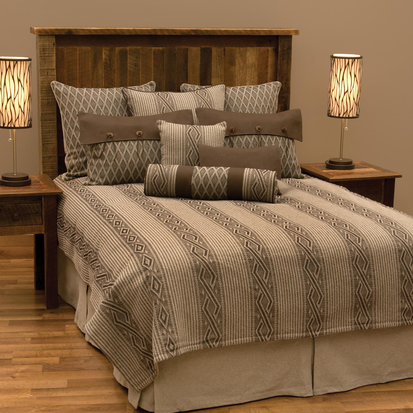 Urban Ranch Bedding Set by Wooded River - WD25810-K