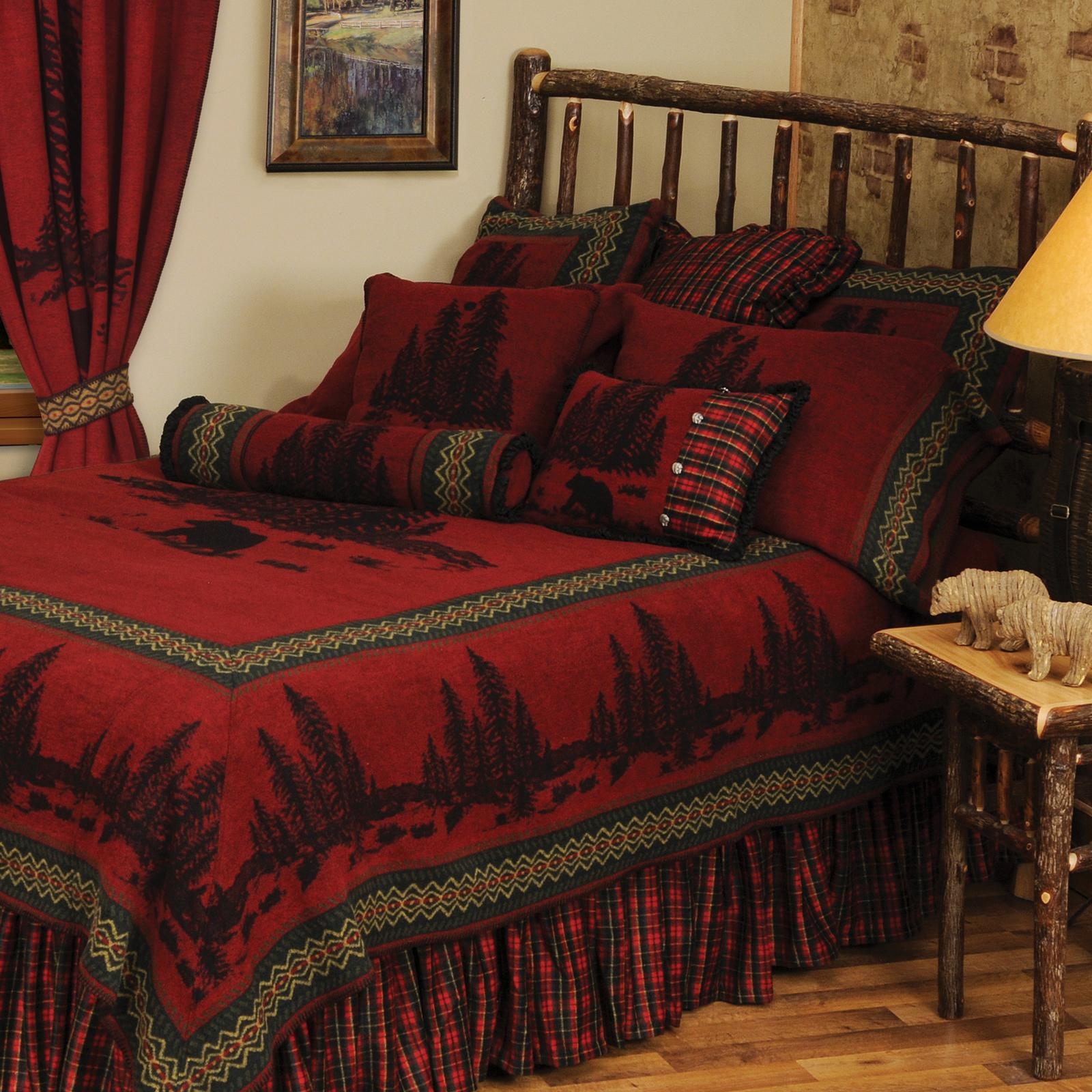 Wooded River Bear Bedding Set by Wooded River - WDSQ2058