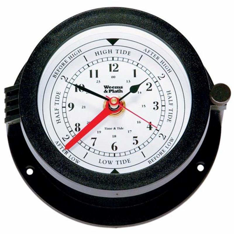 WEEMS & PLATH Bluewater Time and Tide Clock - 150300