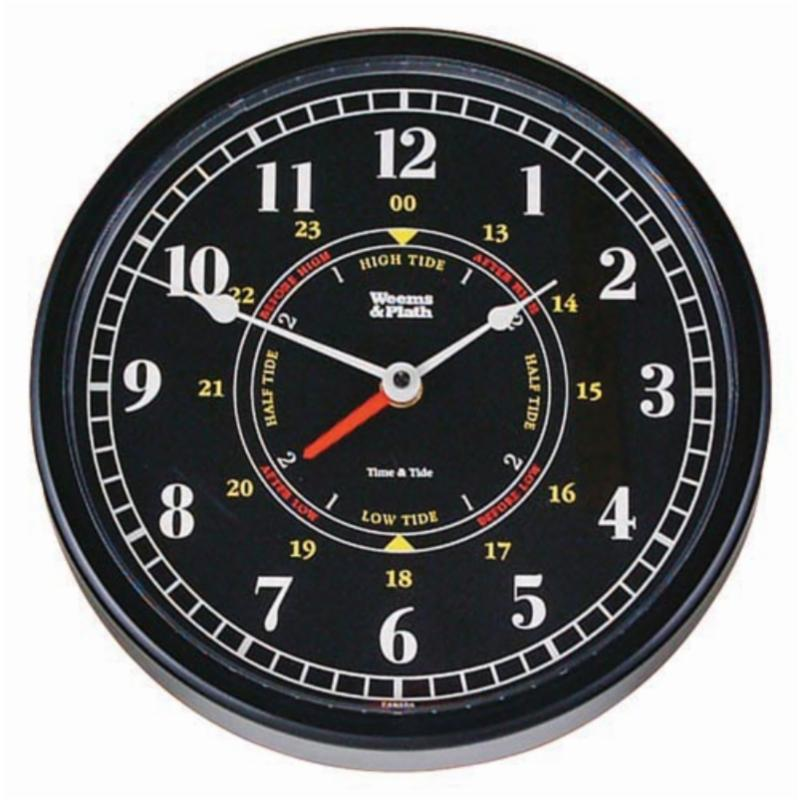 WEEMS & PLATH Trident Time and Tide Clock - 440315