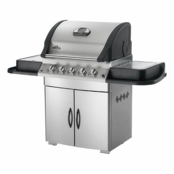Napoleon Mirage M485RSIB Grill with Infrared Rear and Side Burner