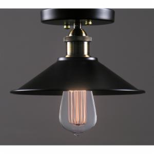 Warehouse of Tiffany Candice Umbrella Edison LD-4016 Flush Mount Light