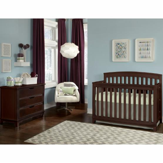 Westwood Design Midtown Convertible Crib