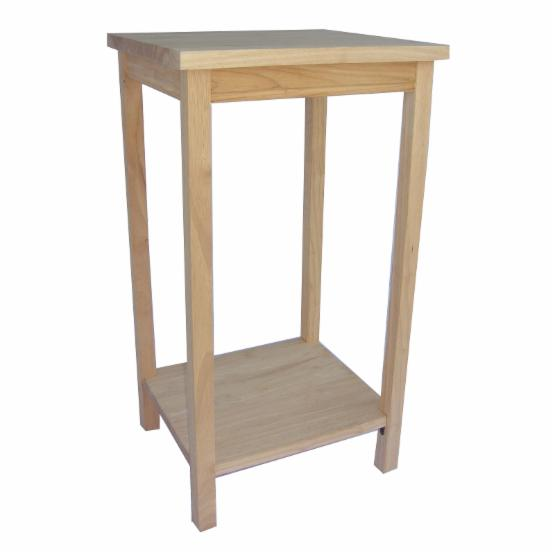 International Concepts 29 Inch Stonington Accent Table