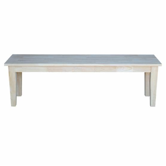 International Concepts Traditional Style Bench