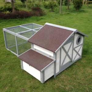 Boomer & George Cape Bay Dual-Use Chicken Coop Rabbit Hutch