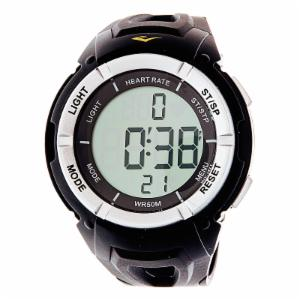 Everlast HR3 Heart Rate Monitor Watch with Chest Strap Transmitter