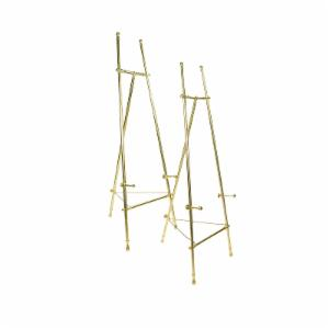Xylem Designs Premium Brass Easel
