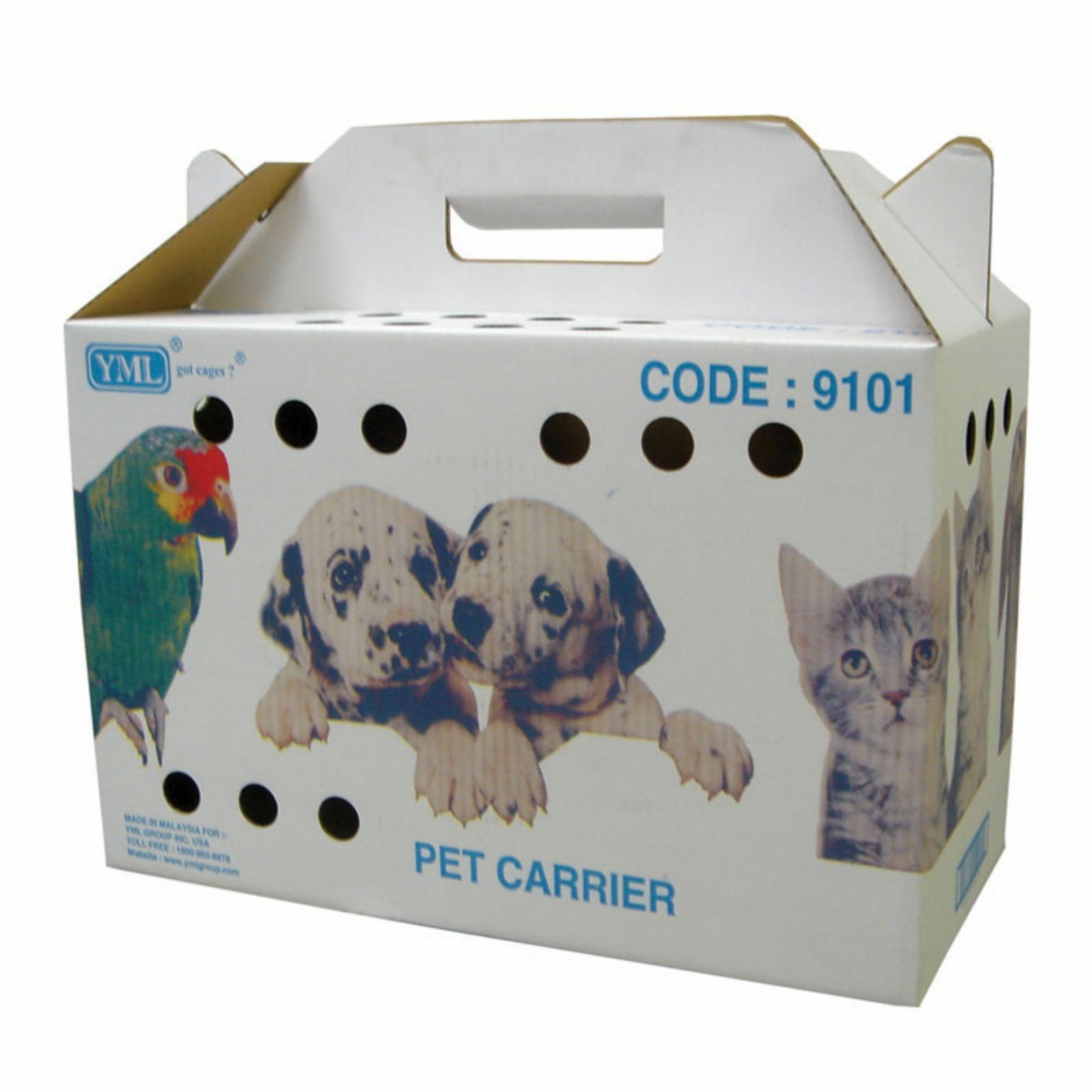Travel Box For Small Animal - Batch of 5 - 18 in. - 9101