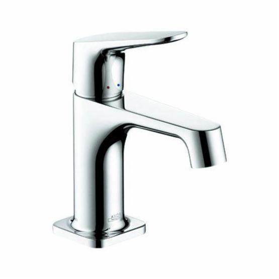 Axor Citterio M 34016001 Single Hole Bathroom Faucet with Lever Handle