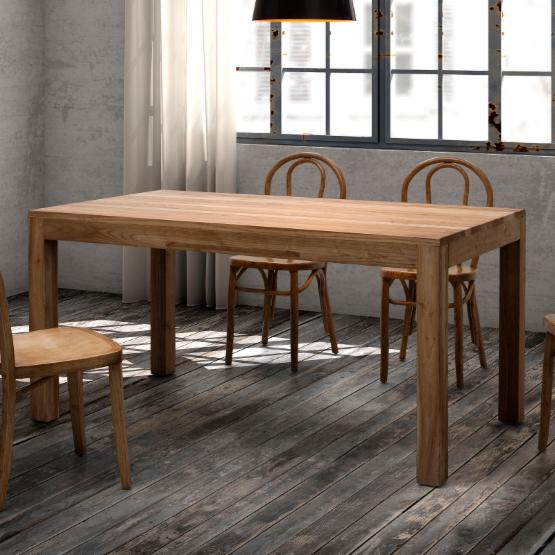 Zuo Modern Fillmore Table - Distressed Natural