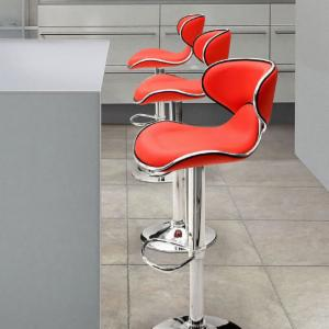 Zuo Modern Fly Adjustable Bar Stool