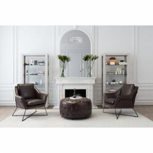 Zuo Modern Contemporary Lincoln Lounge Chair
