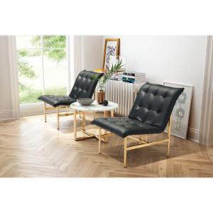 Zuo Modern Contemporary Slate Accent Chair