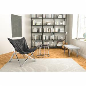 Zuo Modern Contemporary Sunk Accent Chair