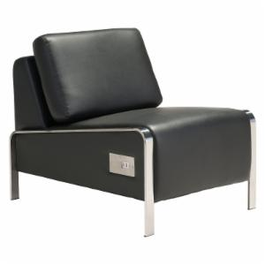 Zuo Modern Contemporary Thor Armless Chair