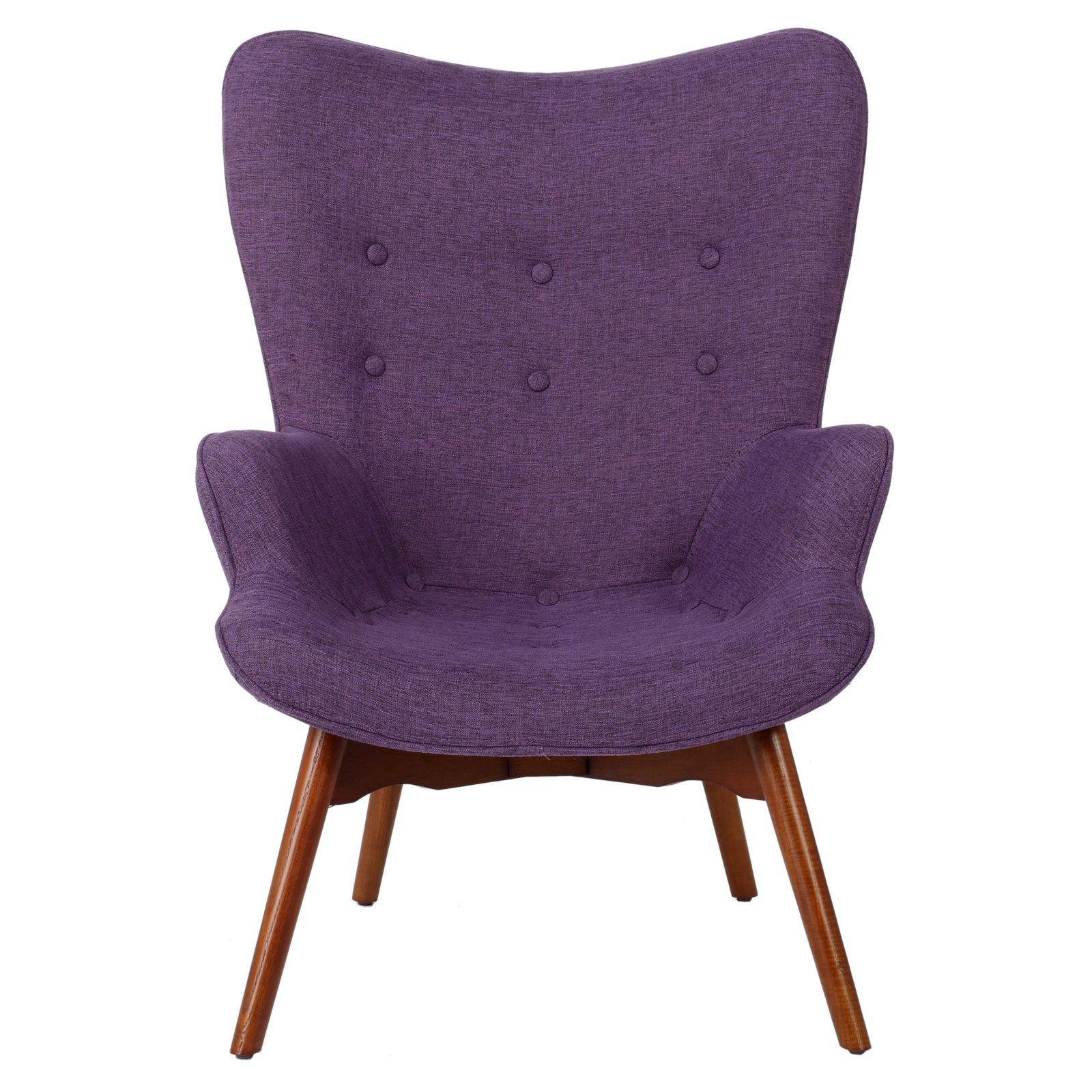 Excellent Accent Chair Purple Style