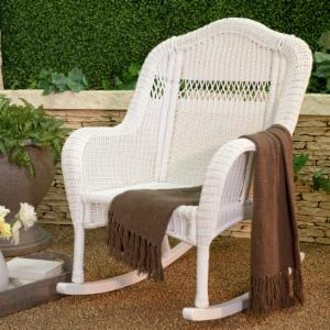 white outdoor rocking chairs hayneedle