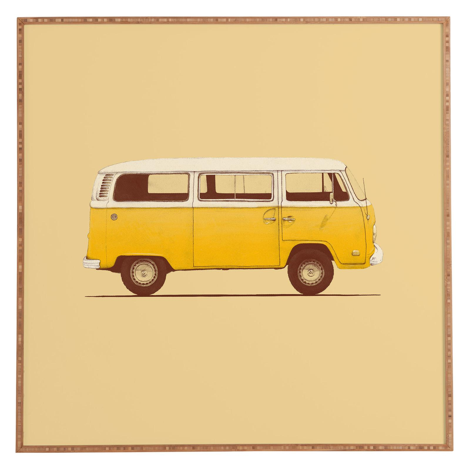 Vw bus wall art | Compare Prices at Nextag
